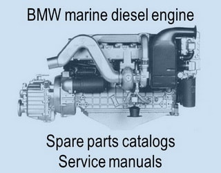 PDF Manuals and Parts Catalog for BMW engine