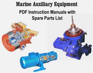PDF Manuals for marine auxiliary equipment