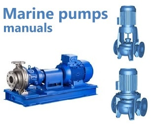 PDF Manuals and Parts Catalog for Marine Pumps