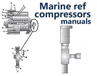 PDF Manuals and Parts Catalog for Marine Ref. Compressors