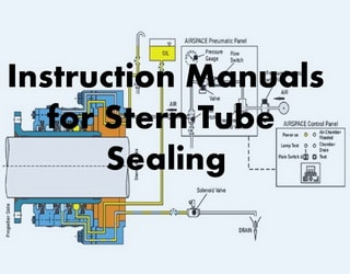PDF Manuals and Parts Catalog for Stern tube Sealing