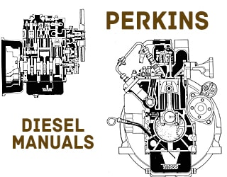 PDF Manuals and Parts Catalog for PERKINS engine