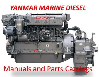 PDF Manuals and Parts Catalog for YANMAR engine