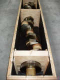 SKL NVD 36A Crankshaft (Reconditioned)