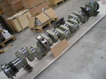 Deutz RBA 8M 528 Crankshaft (Reconditioned)