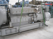 Deutz BF 8M 716 Complete Diesel Engine (Used)