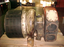ABB RR212-6 Turbocharger (from Wartsila 6R22C)