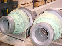 ABB TPS48 F33 Turbocharger (for Deutz TBD 620 Engine)