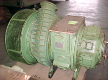 ABB VTR 304 Turbocharger