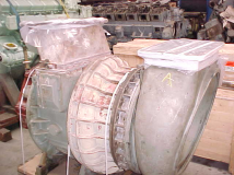ABB VTR 354-11 Turbocharger (for Deutz BV16M640 Engine)