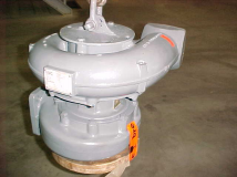 BBC RR 153-12 Turbocharger (Reconditioned)