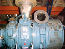 BBC VTR 160U Turbocharger