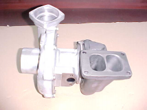 KKK 4LG-352/17.22 Turbocharger (Reconditioned)