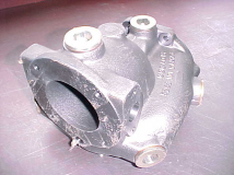 KKK 4MF Watercooled Exhaust Gas Housing and Nozzle Ring