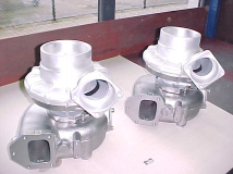 Schwitzer S4TW Turbocharger (Reconditioned, for Deutz TBD 616-V16)