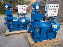 H.Cegielski SC2-115 air starting compressor (Reconditioned)