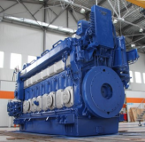 Wartsila Vasa 8 R22 HF-C Complete Diesel Engine and spares