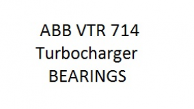 ABB VTR-714 Bearings (Stock)