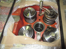 MAN L32/40 Cylinder covers & Other Spare Parts