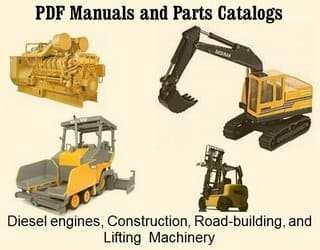PDF Technical Manuals and Spare Parts Catalogs