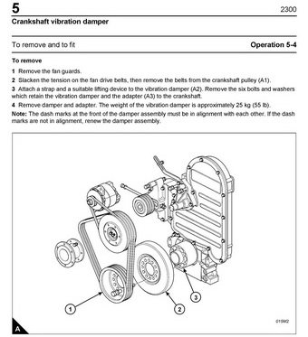 Manuals and Parts Catalogs for diesel engines and marine