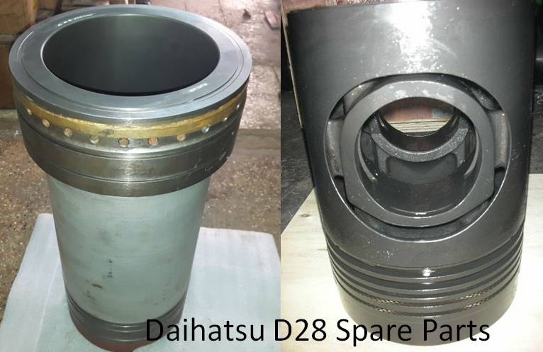 Daihatsu D28 Spare Parts for sell